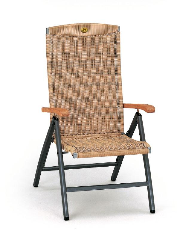 gartenstuhl best romantica hochlehner klappsessel. Black Bedroom Furniture Sets. Home Design Ideas