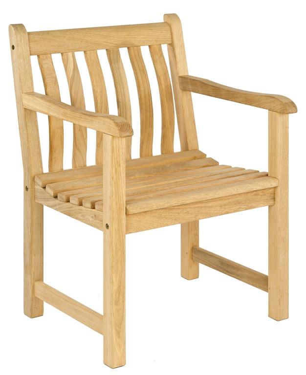 Gartenstuhl Alexander Rose Roble Broadfield Sessel Holzsessel