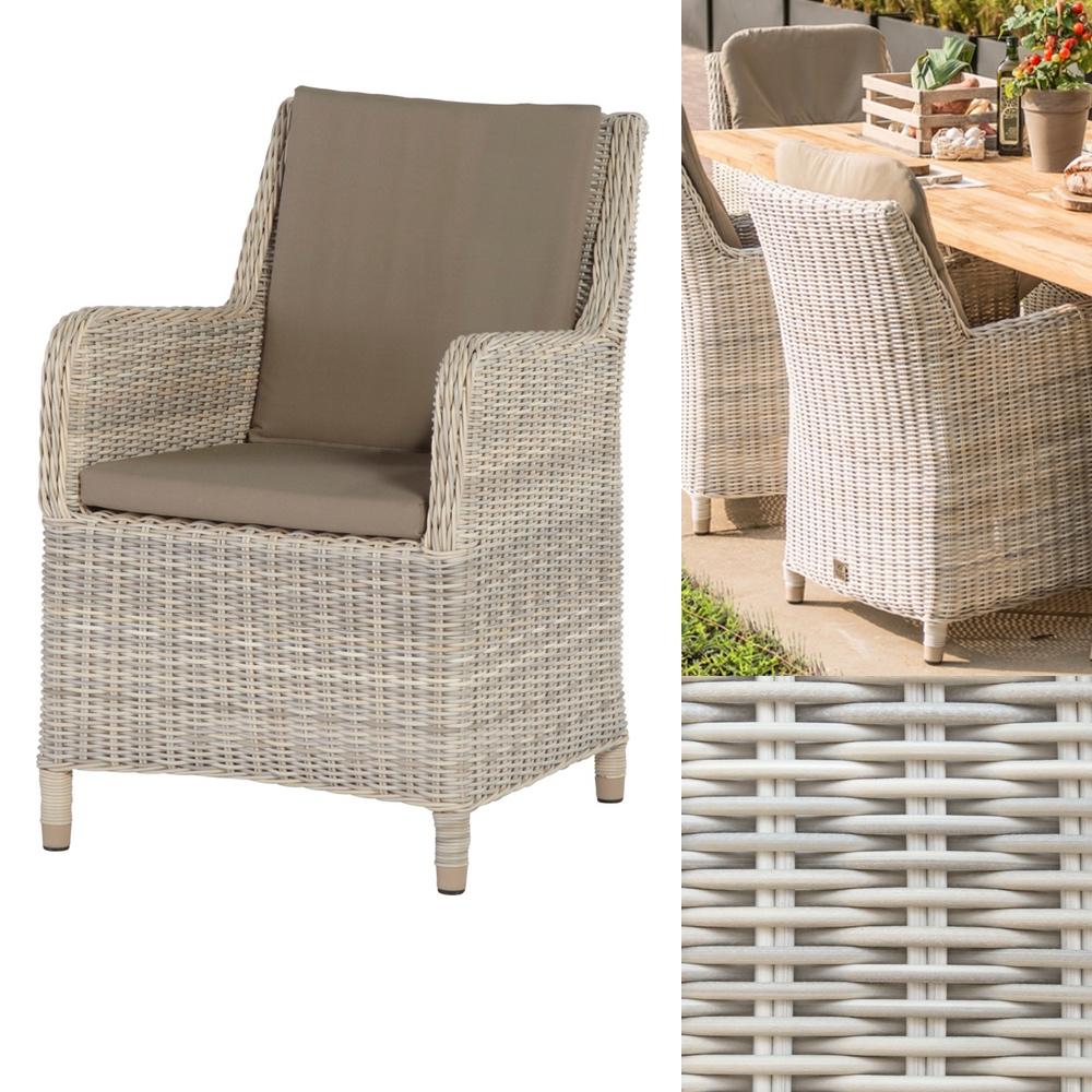 Gartenstuhl Indigo Provance Esszimmer Stuhl Dining Sessel