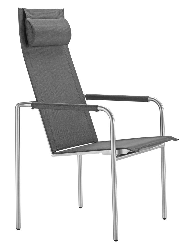 gartenstuhl holz hochlehner amazonde sam a klasse. Black Bedroom Furniture Sets. Home Design Ideas