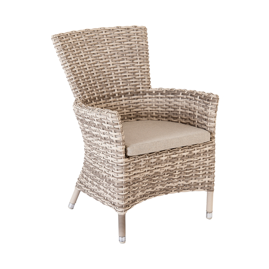 gartenstuhl alexander rose kool pearl dining sessel korbsessel gartenm bel fachhandel. Black Bedroom Furniture Sets. Home Design Ideas