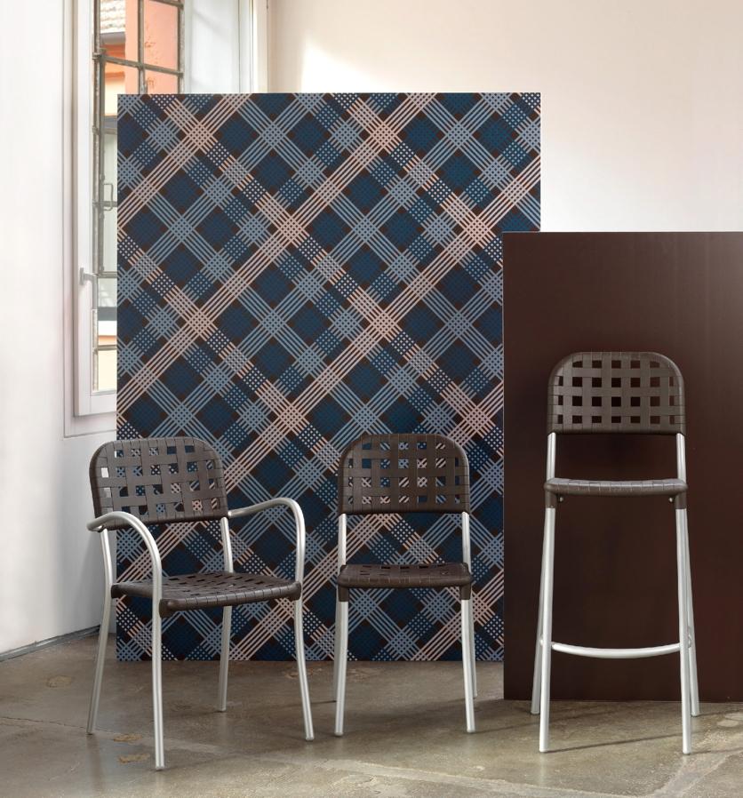 gartenstuhl nardi aurora anthrazit stapelsessel kunststoffsessel nardi gartenm bel serie. Black Bedroom Furniture Sets. Home Design Ideas