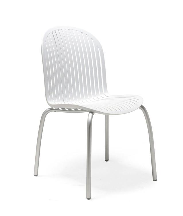 gartenm bel set nardi ninfea loto 170 wei set 6. Black Bedroom Furniture Sets. Home Design Ideas