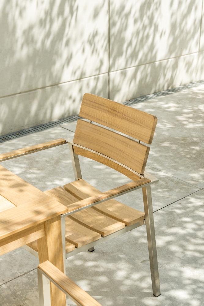 Sitzgruppe Alexander Rose «COLOGNE Roble Gartenmöbel Set 2