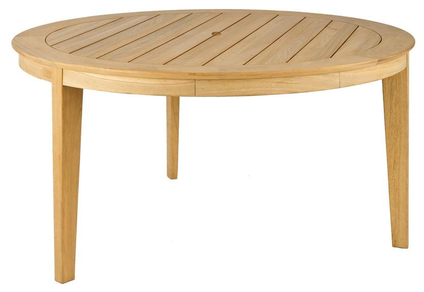 Holztisch Rund Garten.Gartentisch Alexander Rose Roble Tivoli ø160cm Holztisch Rund Esstisch Vom Garten Fachhändler