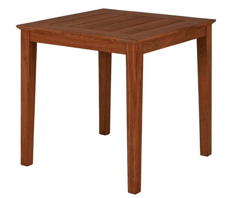 Hollywoodschaukel Holz Alexander Rose ~ Gartentisch Alexander Rose «Cornis 80×80» Holztisch, Esstisch