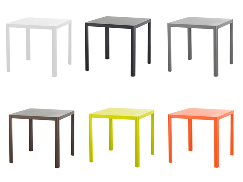 gartentisch holz quadratisch. Black Bedroom Furniture Sets. Home Design Ideas