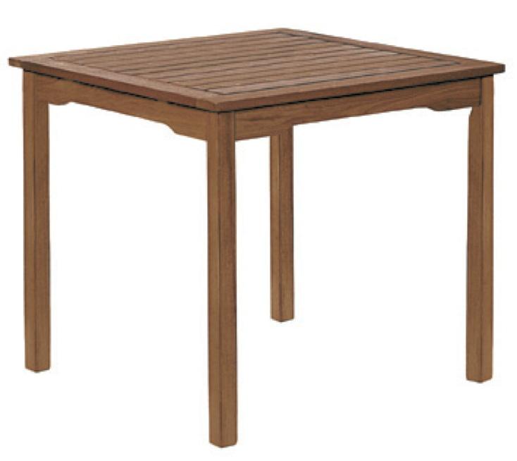 Liamare Tisch Country ~ Gartentisch MBM «Country Esstisch» Biergartentisch Holztsich  Gartenmöbel Fa