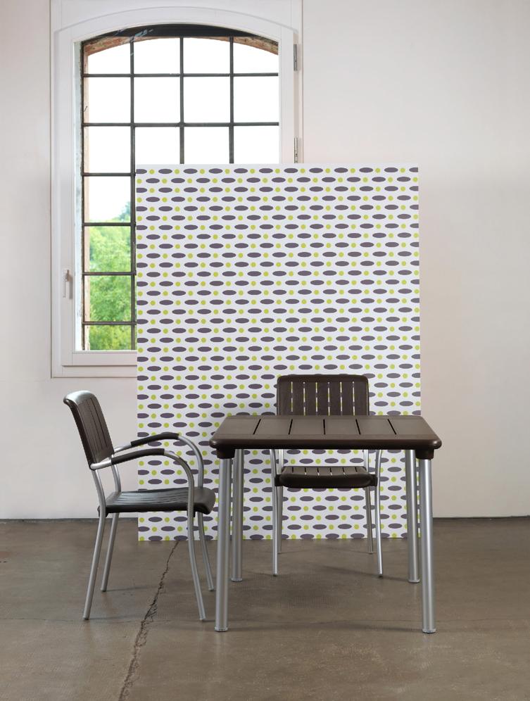 Gartentisch nardi maestrale 90x90 wei esstisch for Esstisch quadratisch 90x90