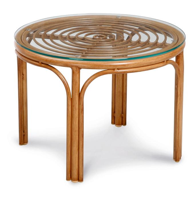 rattan couchtisch rund glasplatte inspirierendes design f r wohnm bel. Black Bedroom Furniture Sets. Home Design Ideas