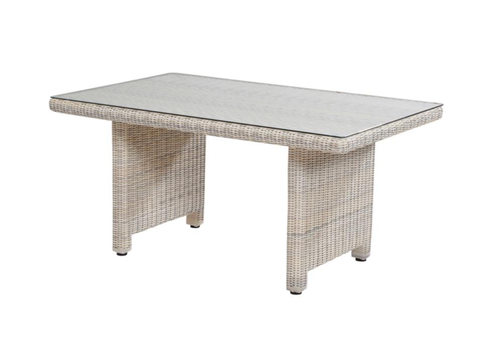 neue gartentische von taste by 4seasons outdoor holz. Black Bedroom Furniture Sets. Home Design Ideas