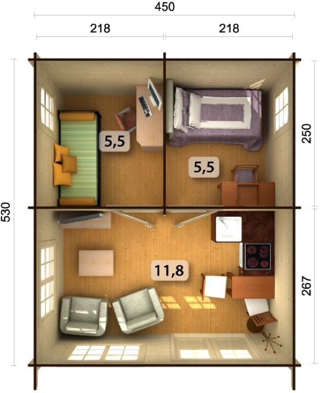Gartenhaus konfigurator