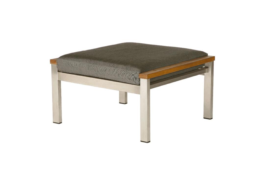 hocker barlow tyrie equinox lounge fu auflage charcoal edelstahl mit kissen gartenm bel. Black Bedroom Furniture Sets. Home Design Ideas