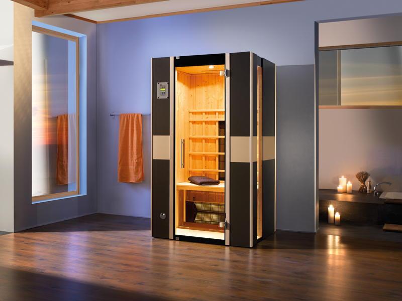 infrarotkabinen besser als sauna infrarotkabinen. Black Bedroom Furniture Sets. Home Design Ideas