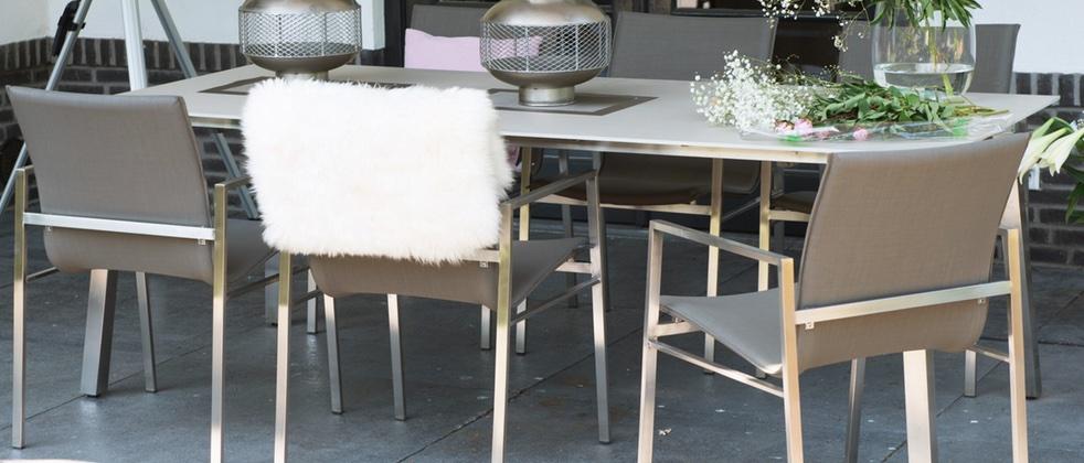 4 seasons gartenm bel serie weitere sitzgelegenheiten. Black Bedroom Furniture Sets. Home Design Ideas