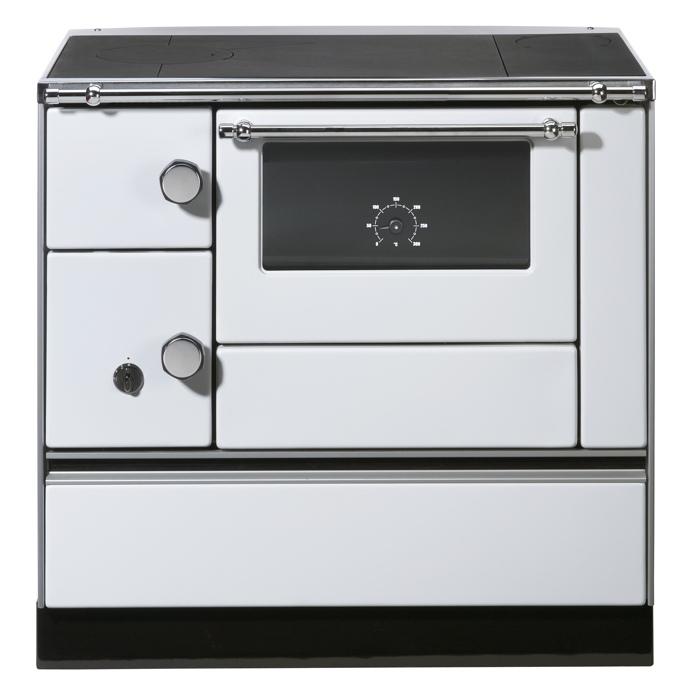Küchen-Ofen WAMSLER «Vollherd Westminster K176-90» Holzofen ...