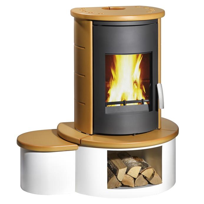 kachel kaminofen wamsler rona terracotta kaminbausatz holzfach 8 0 kw kaminofen kamine. Black Bedroom Furniture Sets. Home Design Ideas