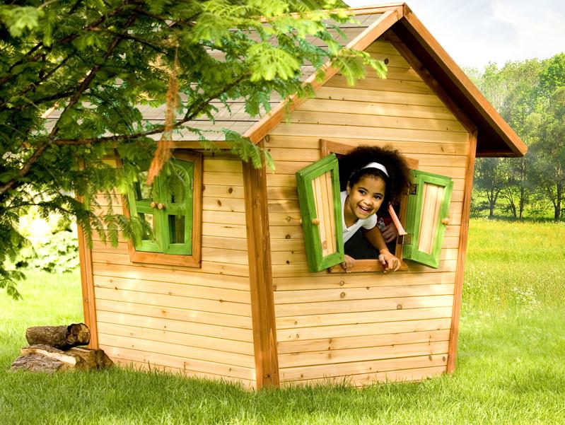 kinder spielhaus axi alice comic kinderspielhaus aus holz kinderspielger te f r den garten. Black Bedroom Furniture Sets. Home Design Ideas