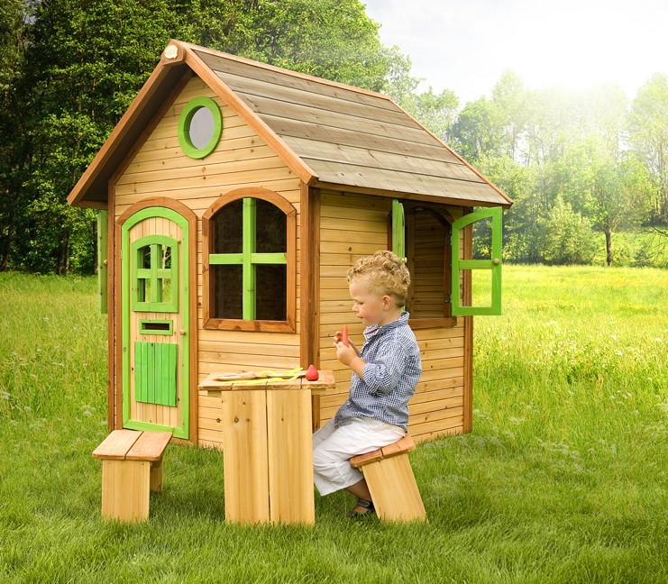 Holzhaus Garten Kind mit gut ideen für ihr haus ideen