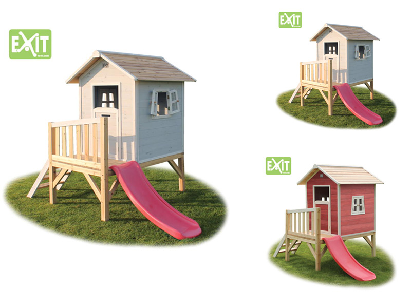 Kinderspielhaus Holz Hochwertig ~ sandy kinderspielhaus exit beach 300 jpg