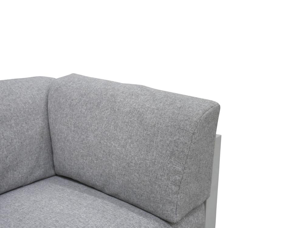 Kissen 4Seasons Galaxy Rückenkissen links Eckmodul Loungemodul Garten-Lounge