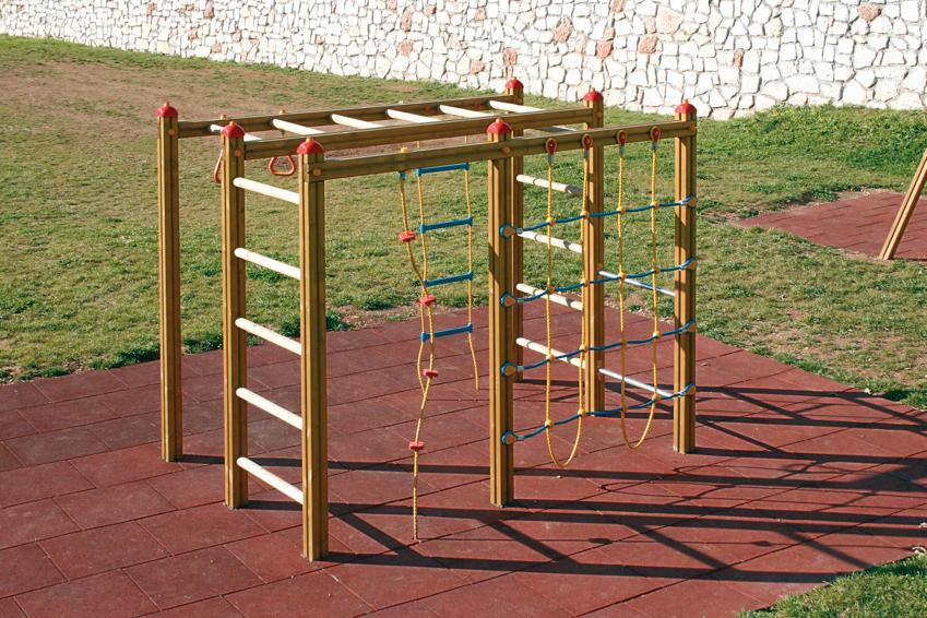 Klettergerüst Für Garten mit perfekt stil für ihr haus ideen