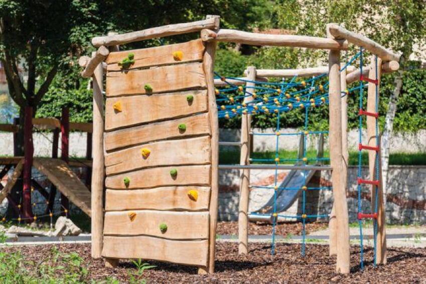 Garten Klettergerüst mit tolle stil für ihr haus design ideen