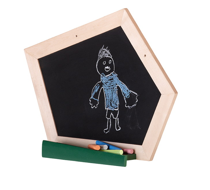 kreide tafel axi schultafel f r kinderspielhaus. Black Bedroom Furniture Sets. Home Design Ideas