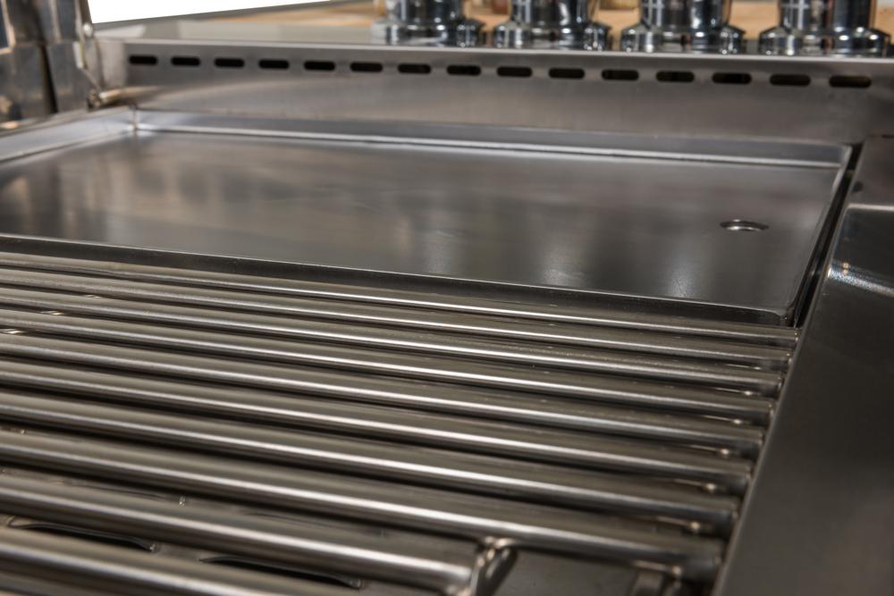 Grillplatte Für Gasgrill : Kochplatte indu «gazzgrill grillplatz für outdoorküchen vom