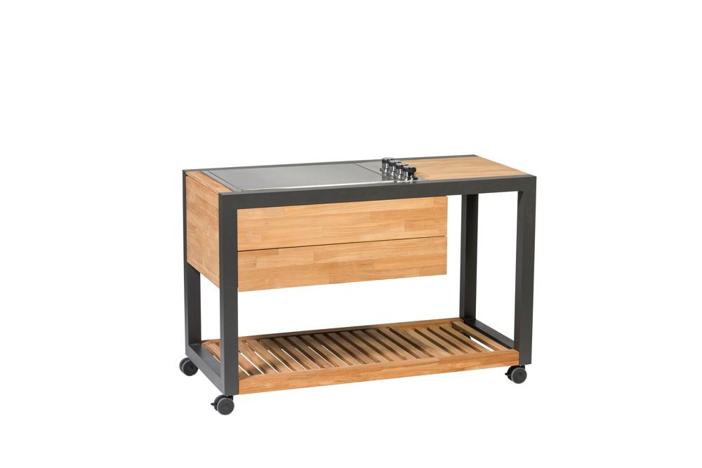 Outdoorküche Möbel Sale : Outdoorküche indu «gazzboy küchentrolley komplett grill