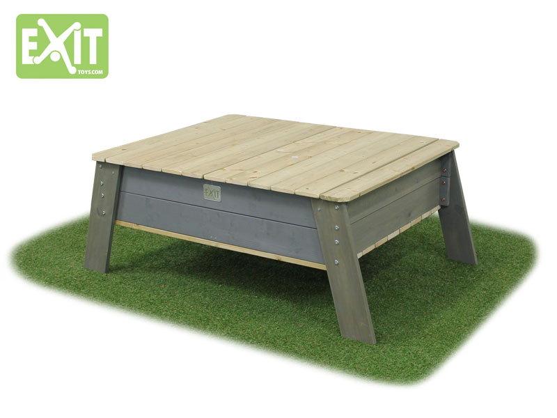 sandkasten exit aksent sandtisch xl sandkiste sandbox. Black Bedroom Furniture Sets. Home Design Ideas