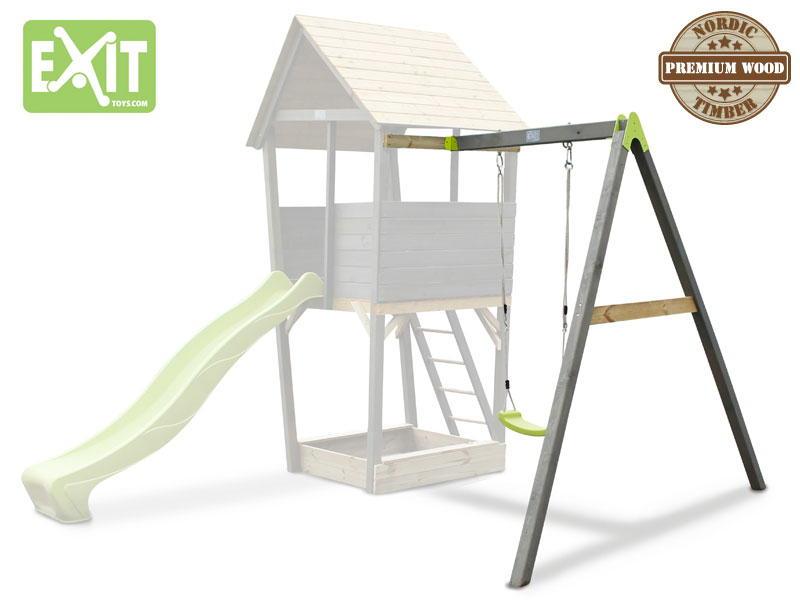 Kinder-Schaukel EXIT Aksent Schaukelanbau inkl. Sitz