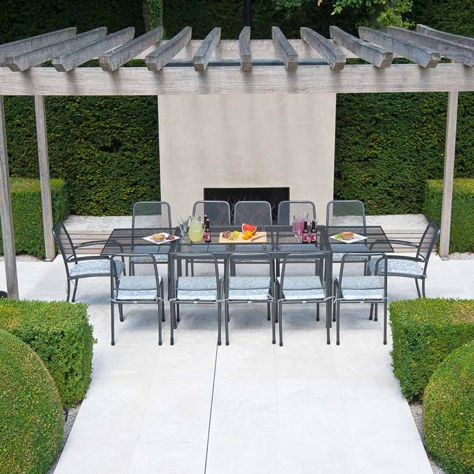 gartentisch alexander rose portofino ausziehtisch. Black Bedroom Furniture Sets. Home Design Ideas