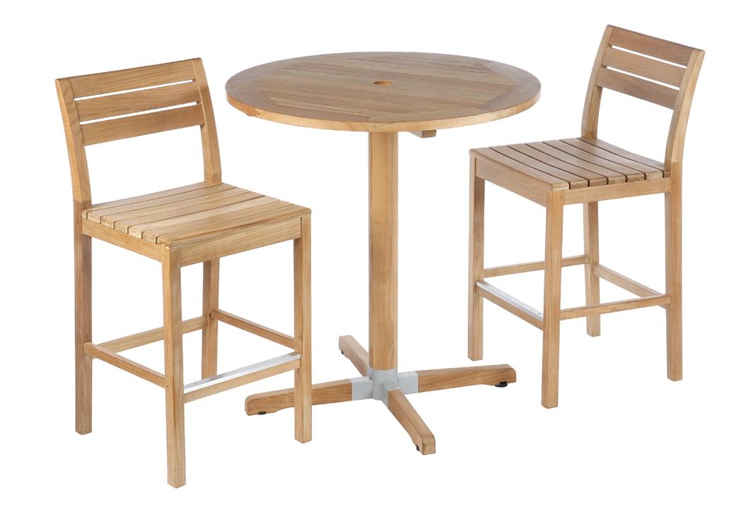 Sitzgruppe Barlow Tyrie «Bermuda Bar Set» Holzbar | Kaminöfen für ...