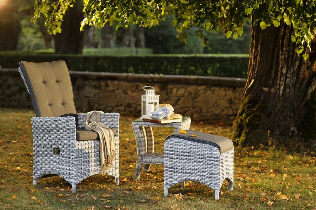 Gartensitzgruppe DIAMOND GARDEN Granada Set 1
