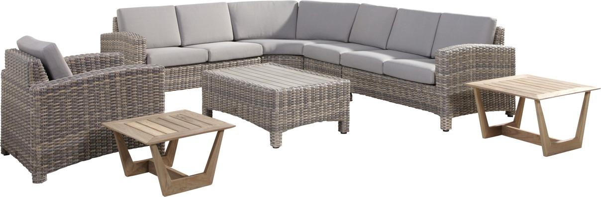 Premium-Polyrattan-Gartenm�belset Mambo Wintergarten Lounge