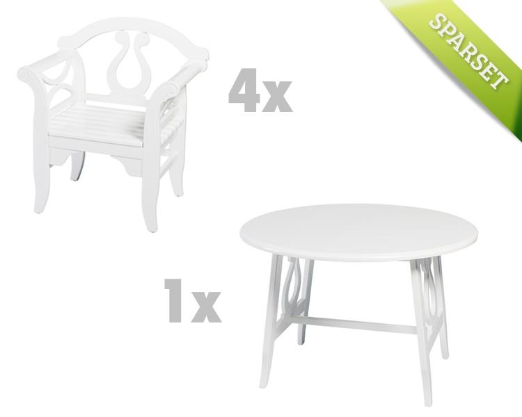 gartentisch herrenhaus michelle 140x96 esstisch holz mit kunststofftischplatte gartenm bel. Black Bedroom Furniture Sets. Home Design Ideas