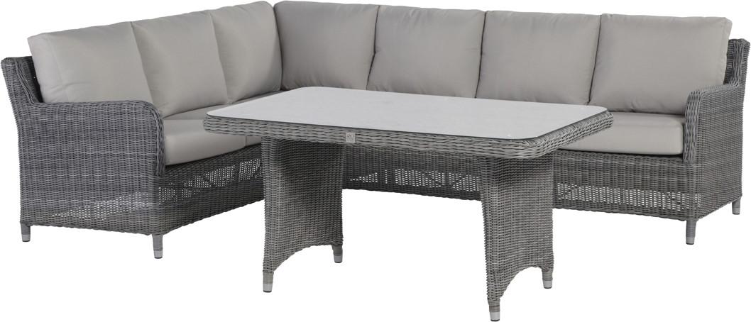 polyrattan gartenm bel garnituren von 4seasons outdoor. Black Bedroom Furniture Sets. Home Design Ideas