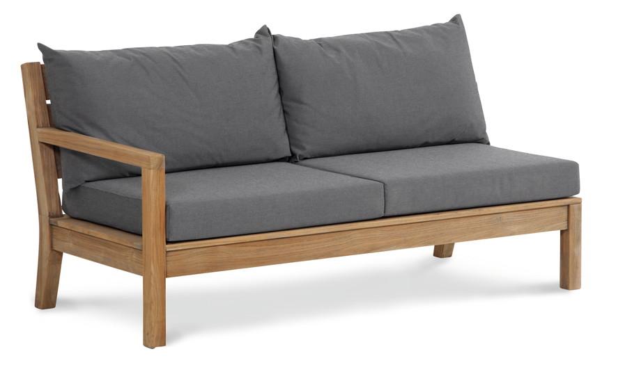 gartenbank sitzgruppenelement best «moretti lounge» seitenelement, Garten und erstellen