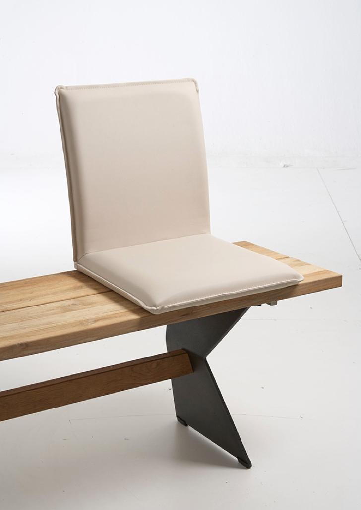 sitzgruppe niehoff noah nero gartenm ebel set 1 teakholz recycled edelstahl gartenm bel. Black Bedroom Furniture Sets. Home Design Ideas