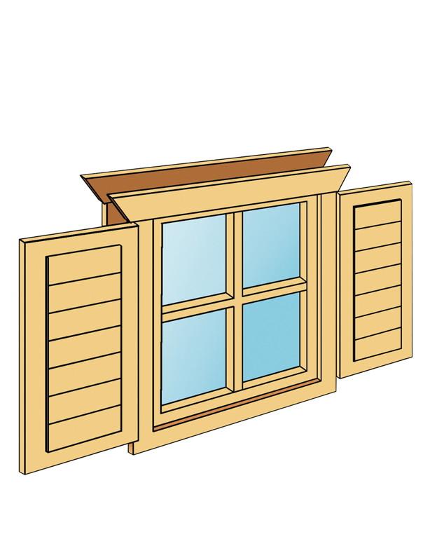 fensterladen skanholz fensterladen f r einzelfenster. Black Bedroom Furniture Sets. Home Design Ideas