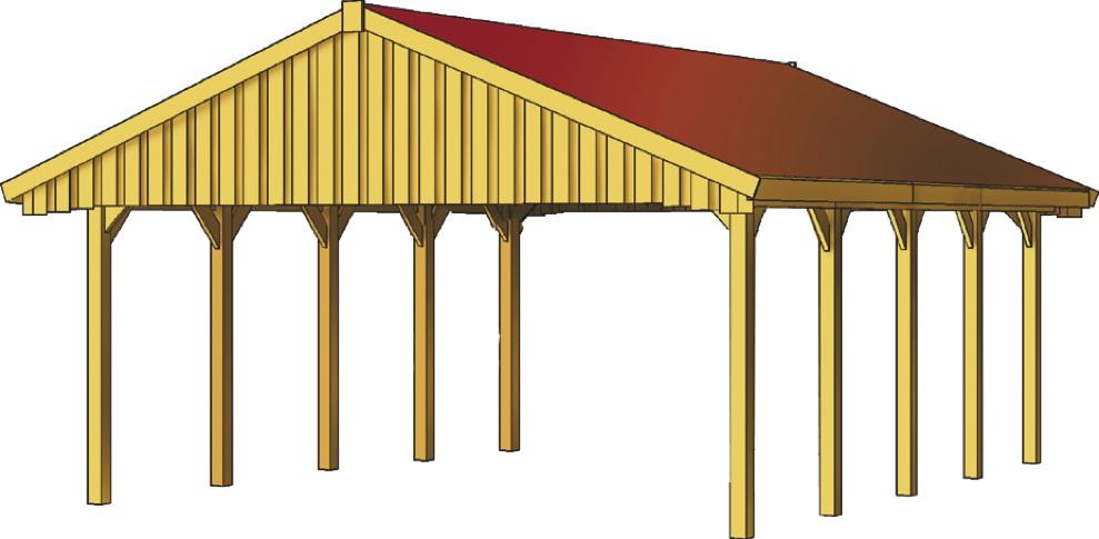schematische darstellung carport gr e 2. Black Bedroom Furniture Sets. Home Design Ideas