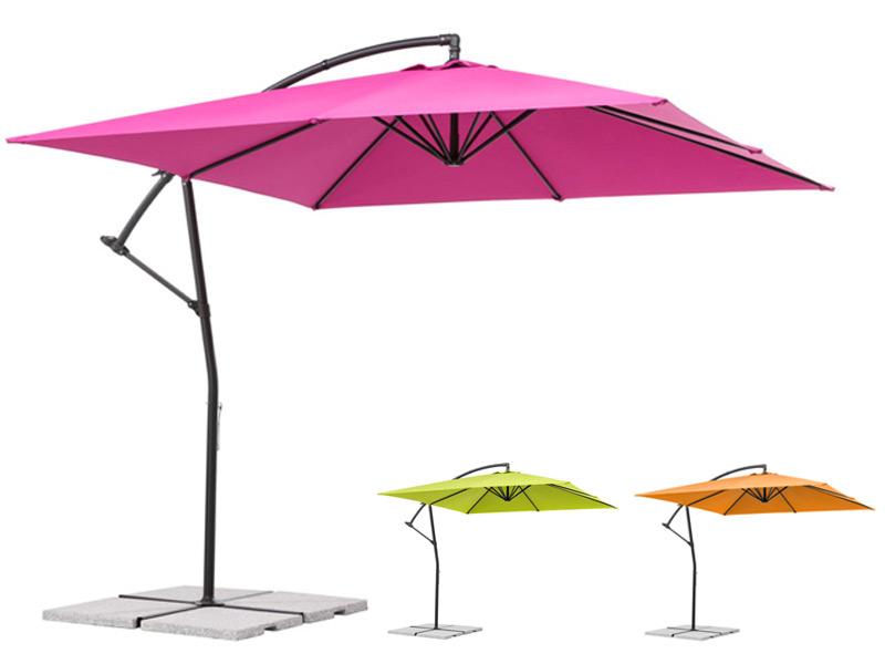 neue ampel und sonnenschirme von schneider in trendigen farben im shop holz. Black Bedroom Furniture Sets. Home Design Ideas