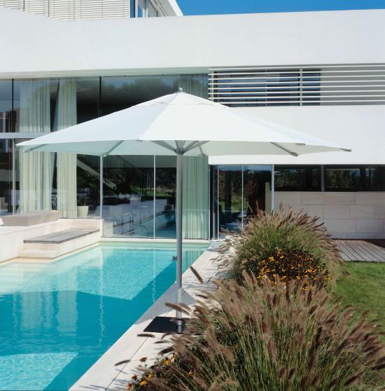 sonnenschirm ampelschirm rechteckig f r balkon. Black Bedroom Furniture Sets. Home Design Ideas