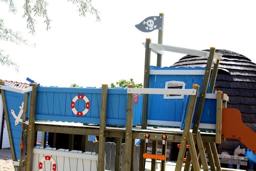 Klettergerüst Schiff : Kinder spielplatz din en 1176 «kaluba piratenschiff» kletterberüst
