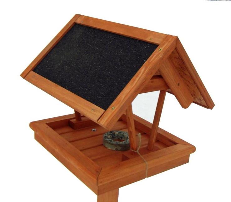 holz vogelhaus promadino harz vogelh uschen vom garten. Black Bedroom Furniture Sets. Home Design Ideas