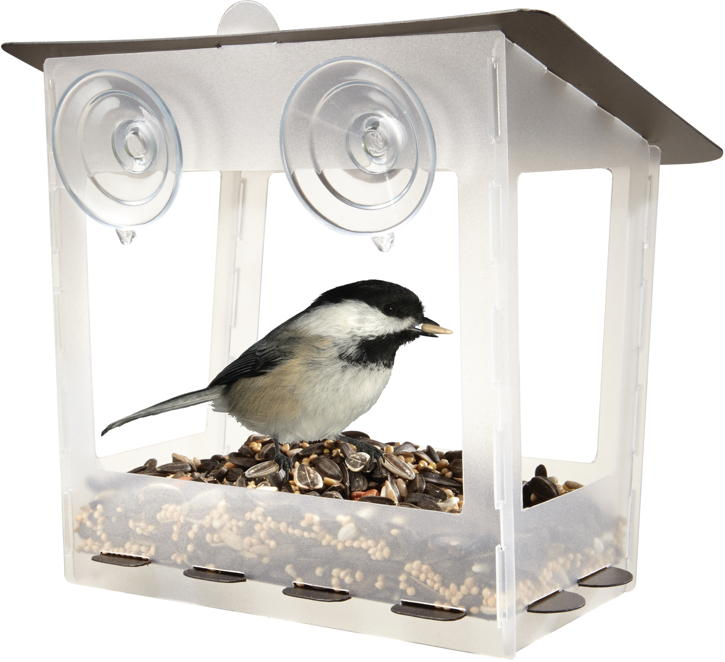 vogelhaus tweet tweet tt 41 futterstation transparent. Black Bedroom Furniture Sets. Home Design Ideas