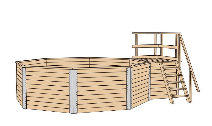 Holzpavillon Garten war perfekt design für ihr haus design ideen