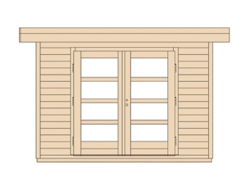 weka gartenhaus t ren my blog. Black Bedroom Furniture Sets. Home Design Ideas