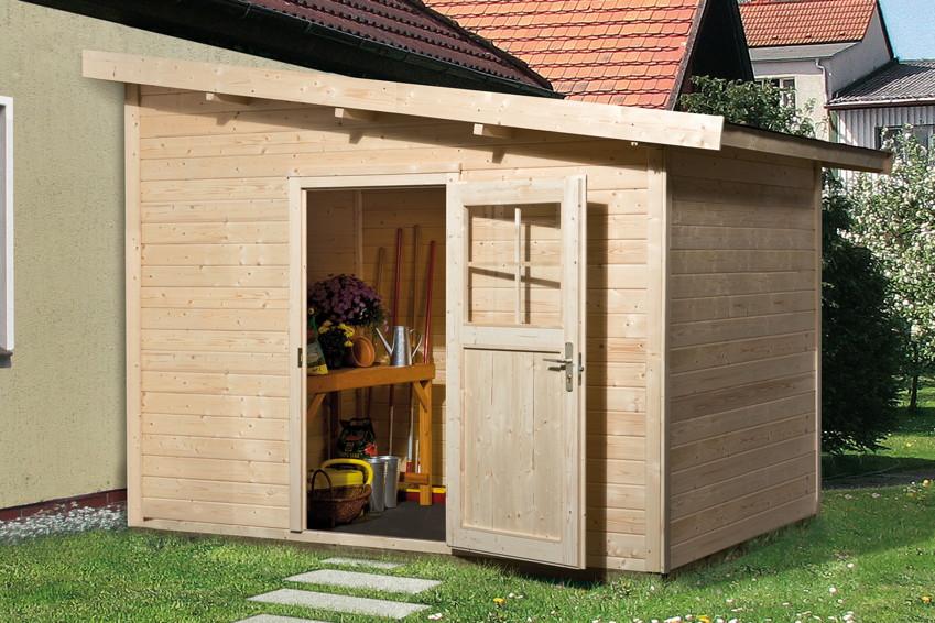 Gartenhaus Holz Selbst Bauen Bvraocom